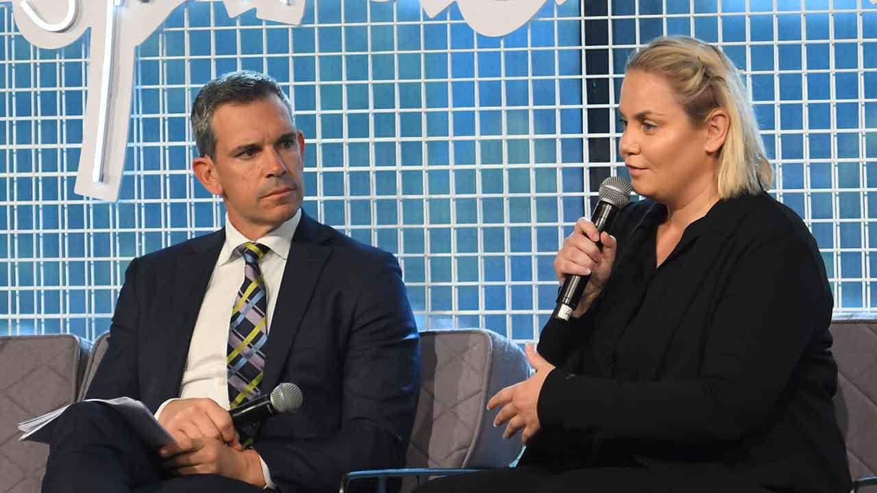 Former Australian tennis star Jelena Dokic shares her weight struggles