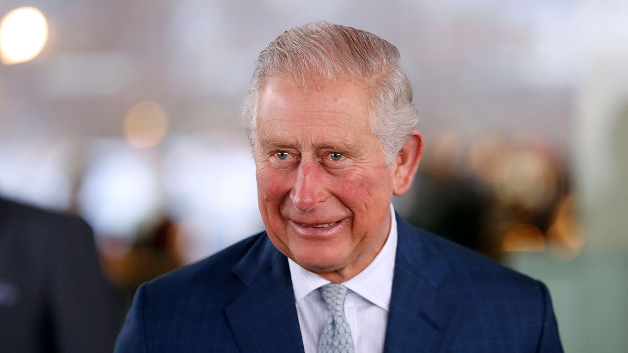 Clarence House releases never-before-seen photo of Prince Charles