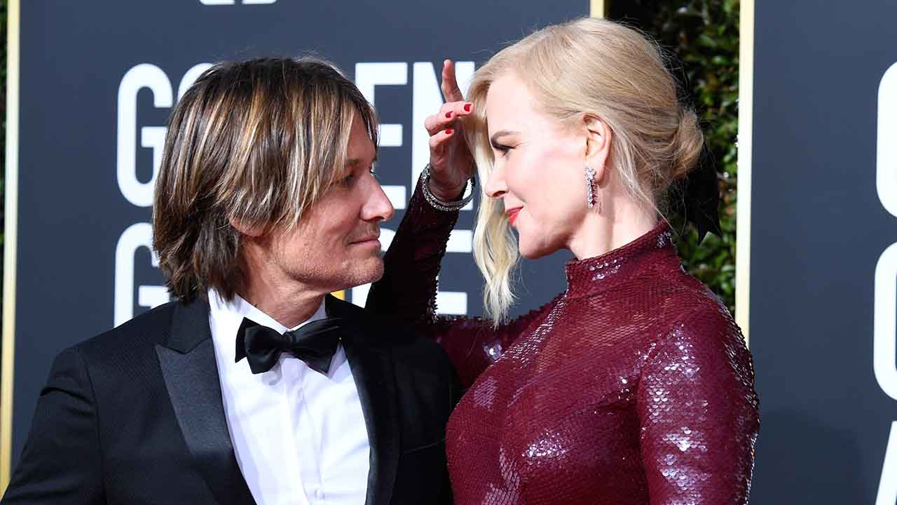 """The moment Nicole Kidman knew Keith Urban was the one: """"This is the man I hope I get to marry"""""""