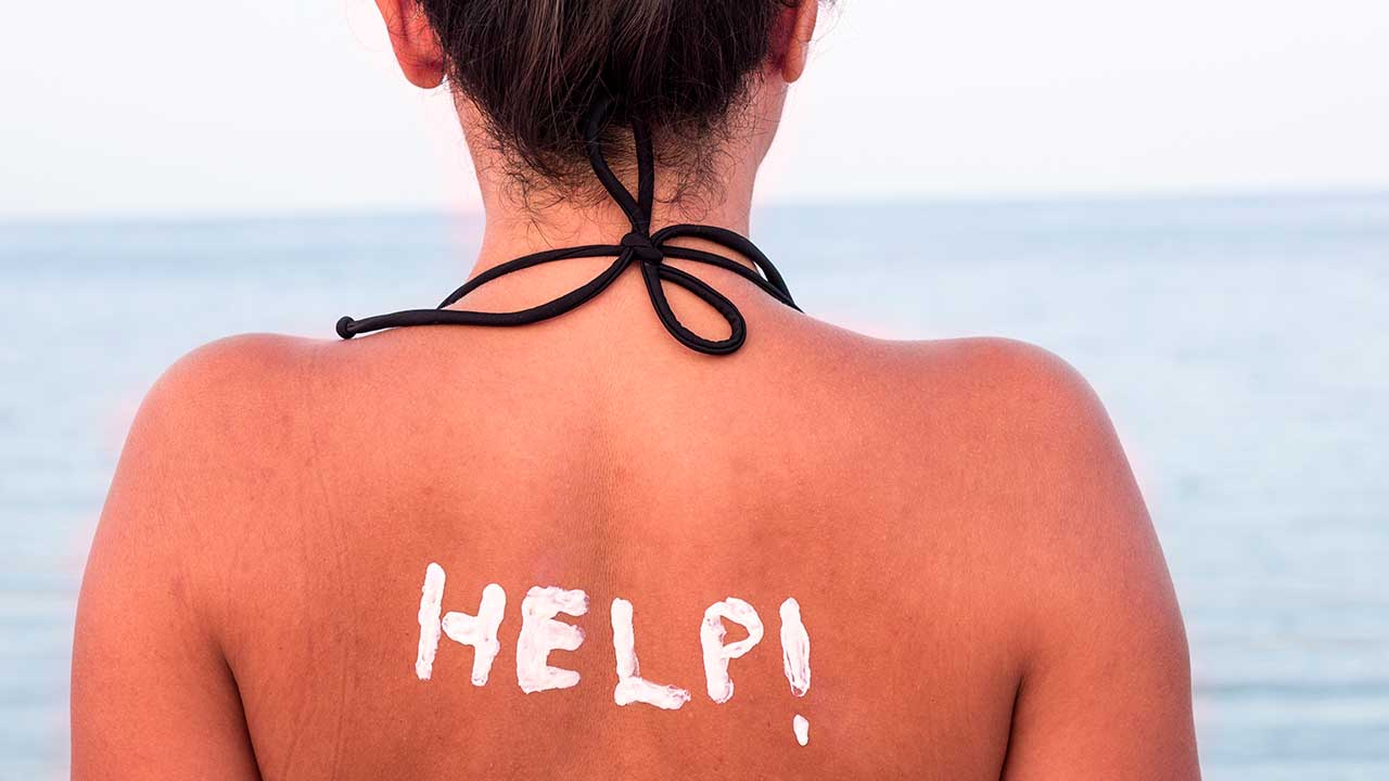 Why you need to check your sunscreen immediately