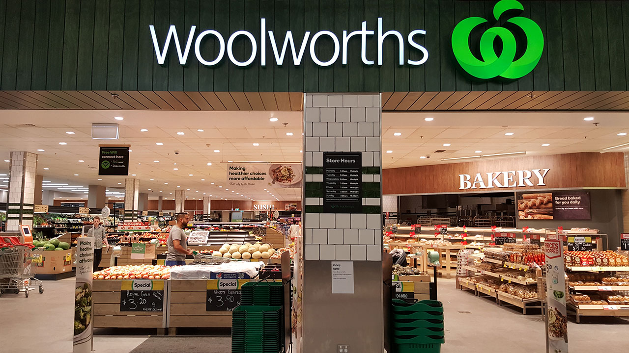 Inside Woolworths' most exclusive store