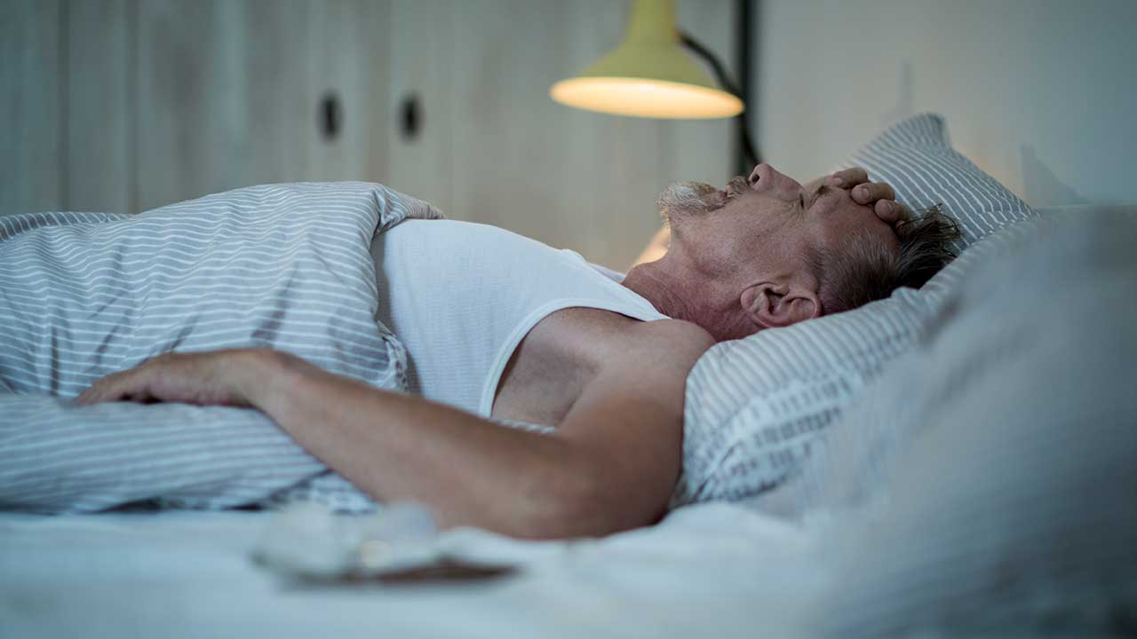 The 5 types of insomnia revealed