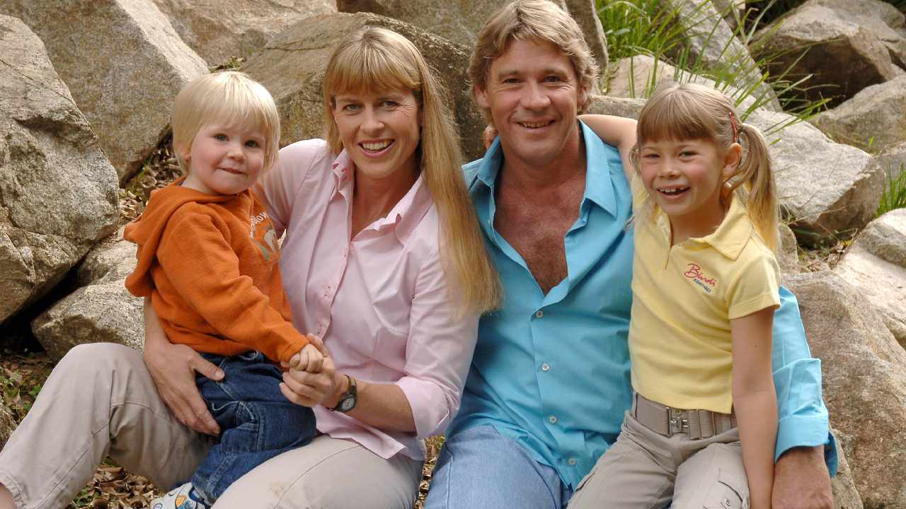 Why Steve Irwin didn't want kids with wife Terri