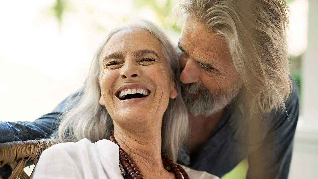 Think your sex life is over after 40? Hardly