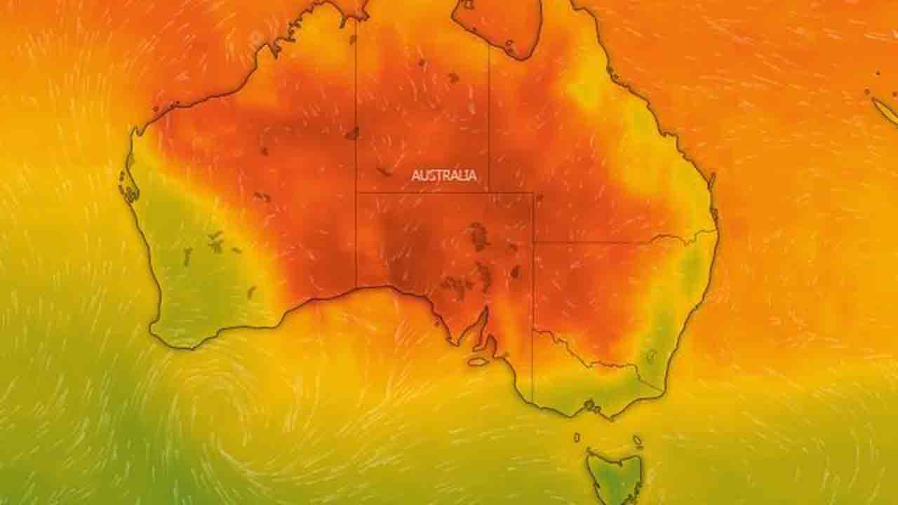"""Thursday is going to be a horror day"": Scorching heatwave conditions set to hit Australia"