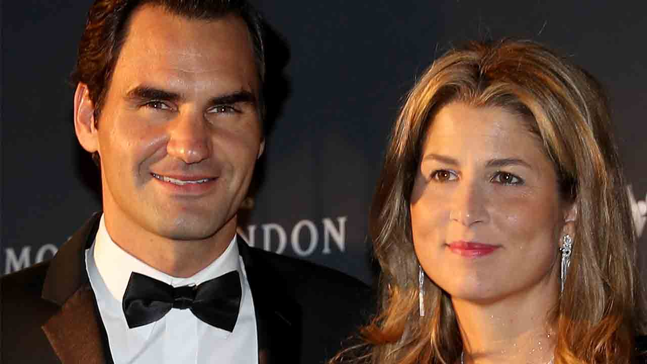 Why you have never heard Roger Federer's wife Mirka speak