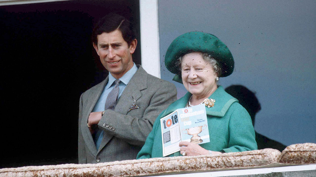 The important role the Queen Mother played in Prince Charles' life