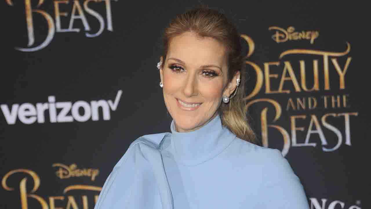Celine Dion speaks out after dramatic weight loss