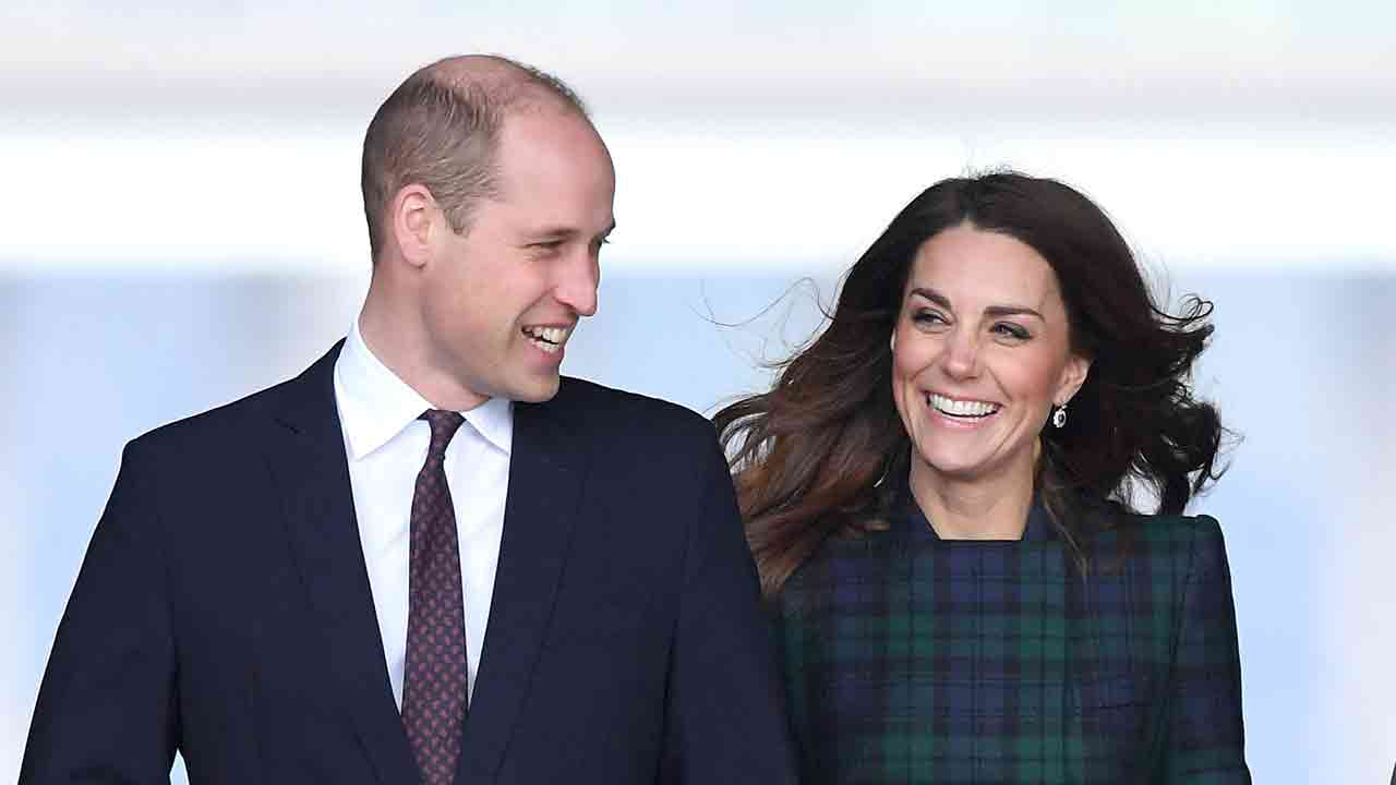 Why Prince William and Duchess Kate go by different names in Scotland and Ireland