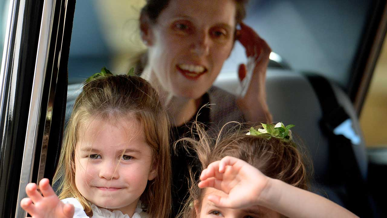 The one word the royal nanny is banned from saying