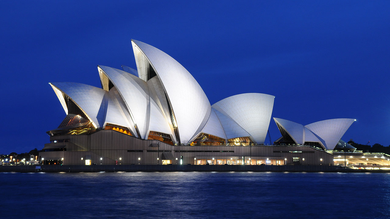 What the Sydney Opera House could have looked like