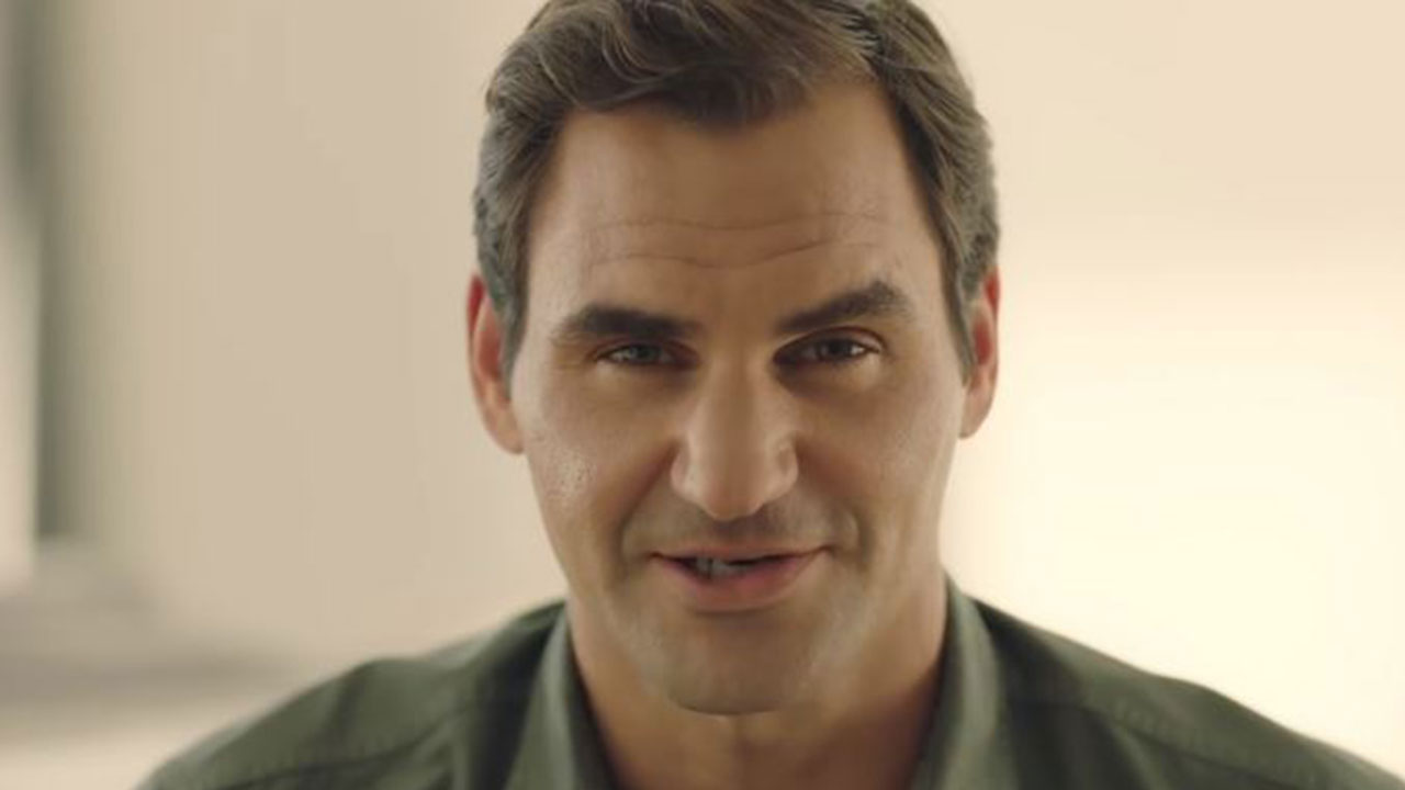 """The harsh verdict of Roger Federer's new ad for comfy jeans: """"Hideously bad"""""""