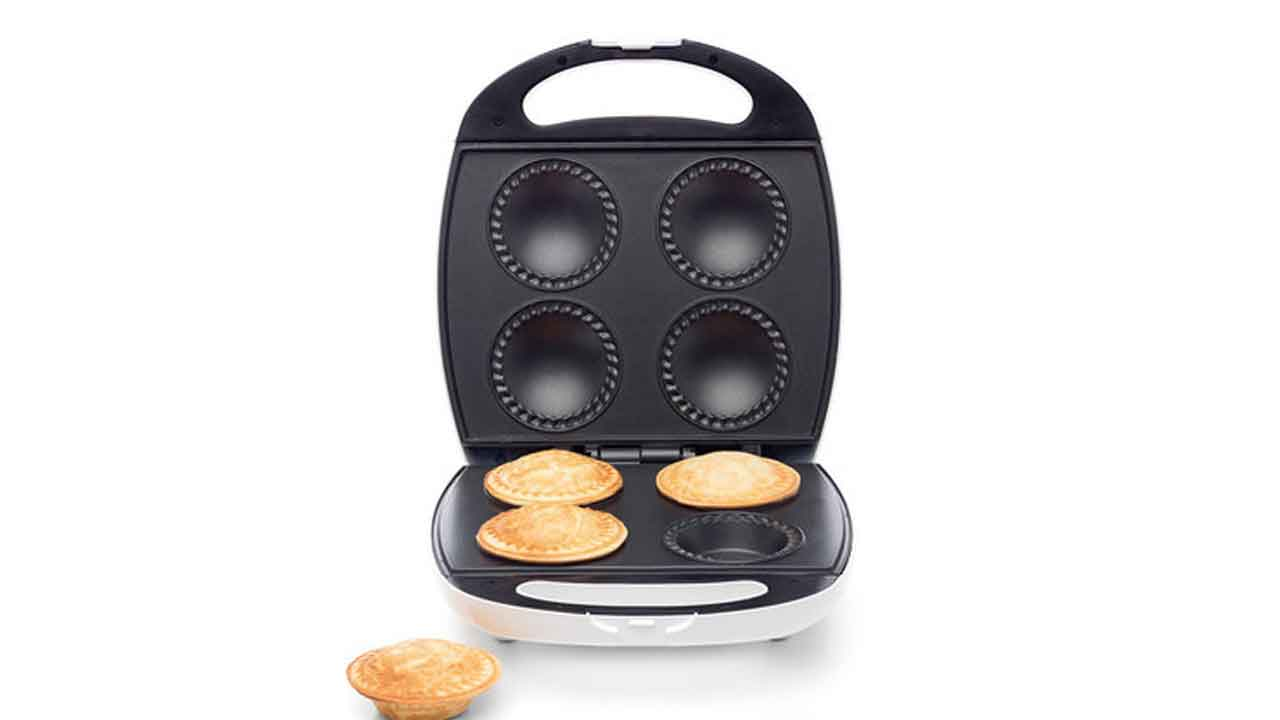 Is there anything Kmart's $29 pie maker can't do?