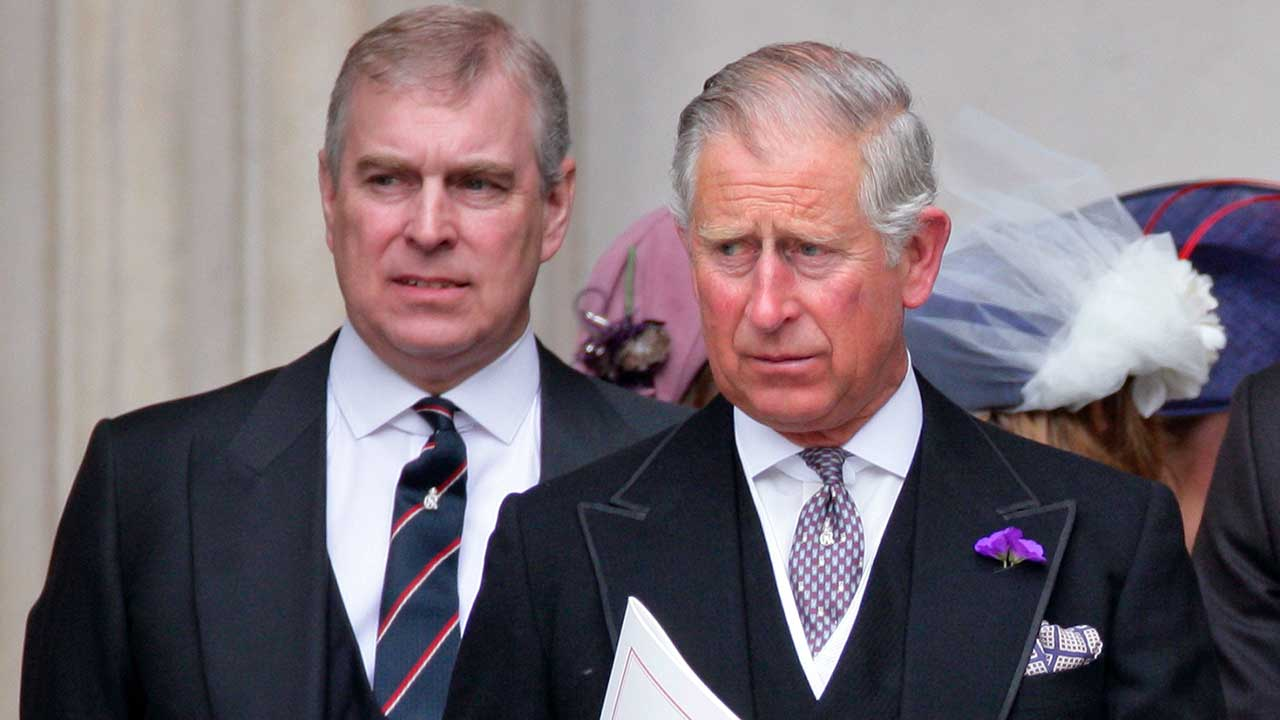 The Queen and Prince Charles hold crisis talks over Prince Andrew​