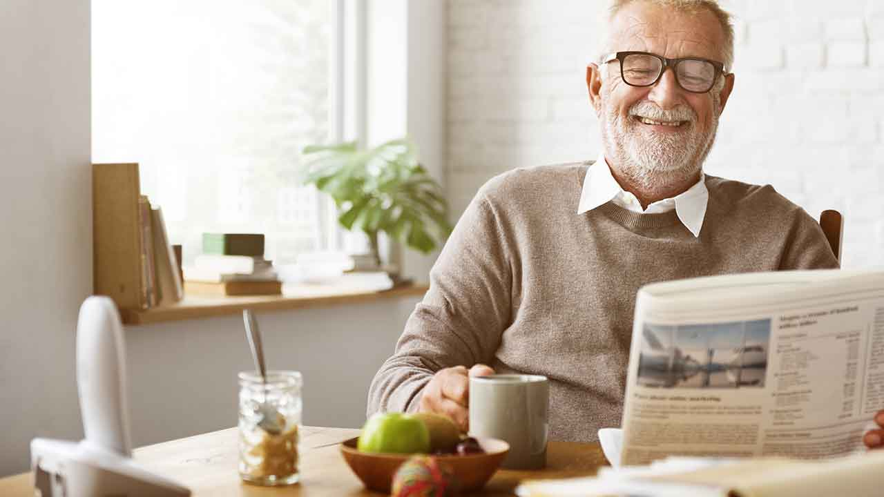 The rules to a successful retirement life