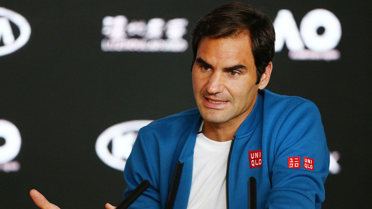 Roger Federer's surprise decision