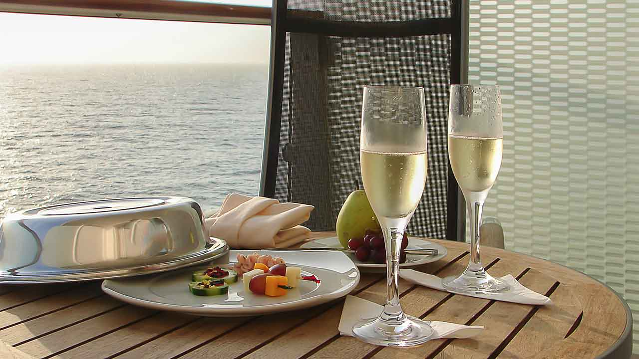 The new food revolution: How dining on a cruise just got better and cheaper