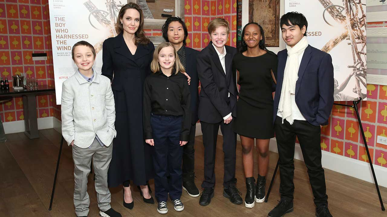Angelina Jolie and Brad Pitt's 6 kids have all grown up!