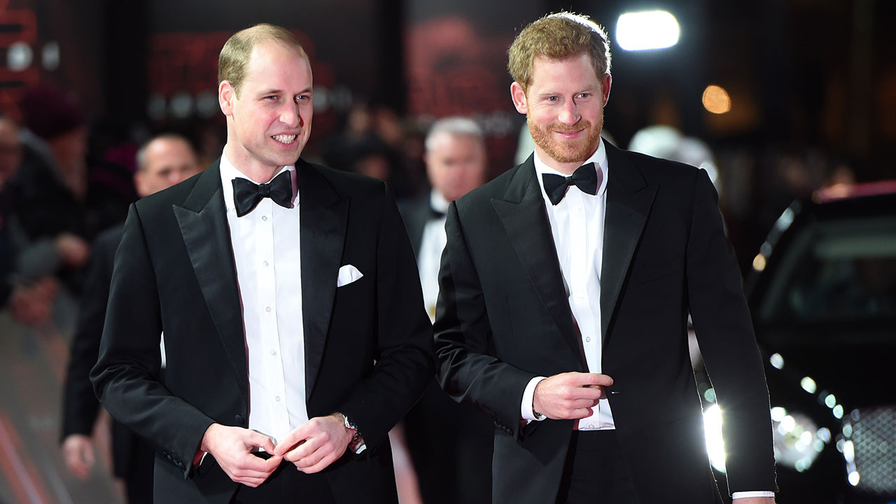 Prince William and Prince Harry's step-siblings you never see in the spotlight