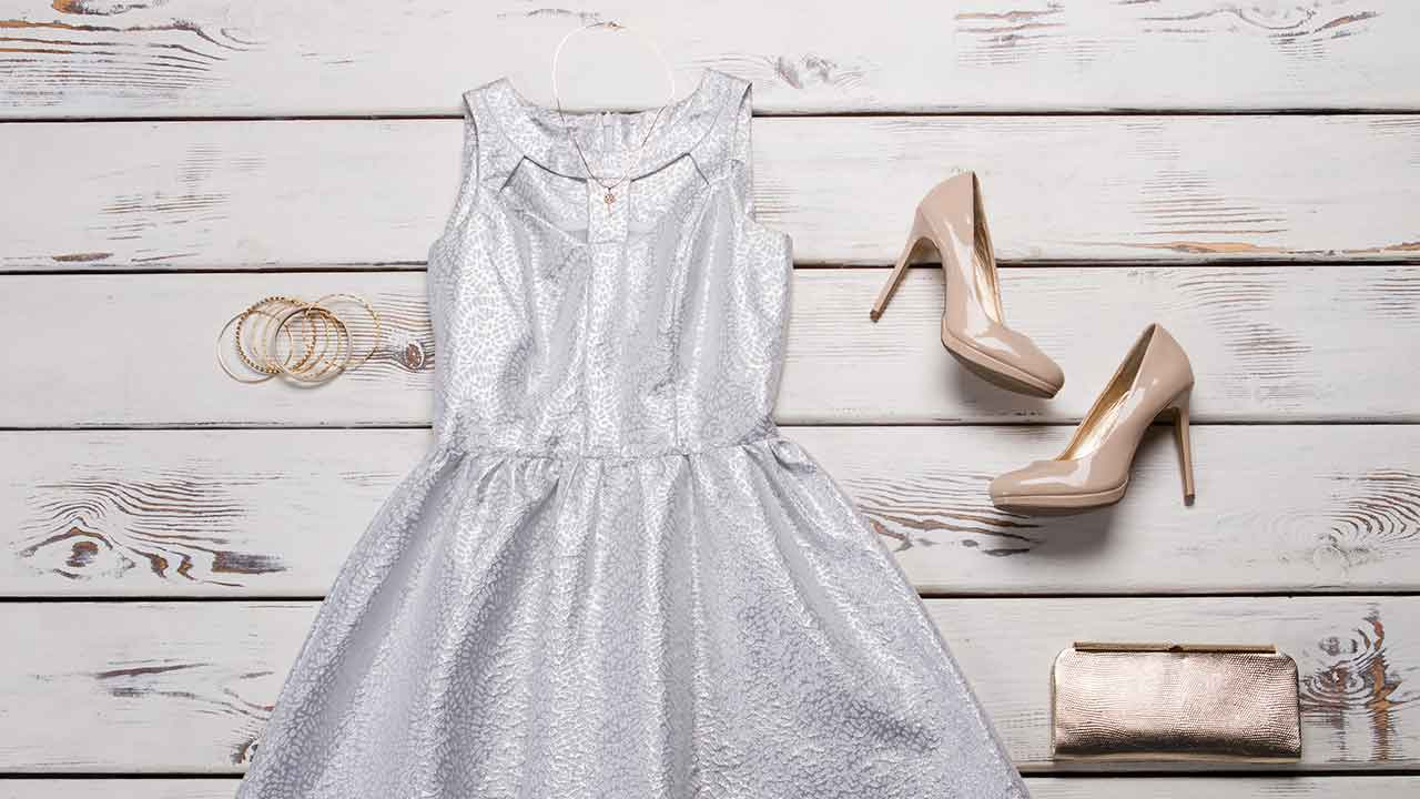 Is it ever OK to wear white to a wedding?