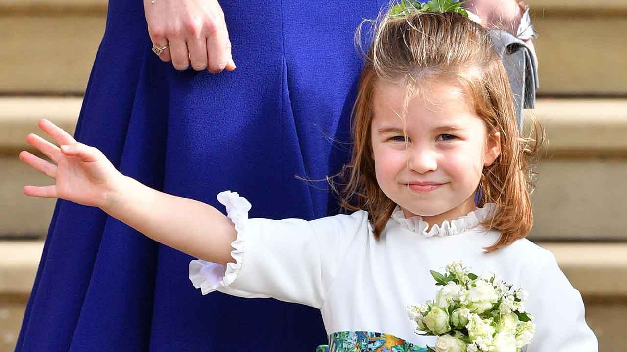 Why Prince William and Kate don't call Princess Charlotte by her actual name
