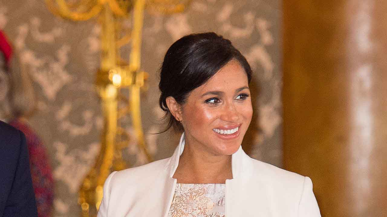 Duchess of Sussex drops MAJOR royal baby hint
