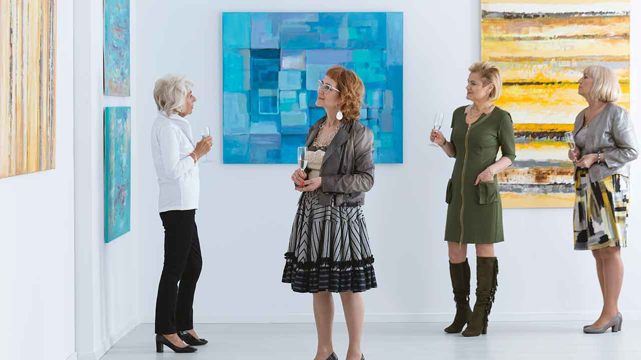 Top 6 tips: How to buy art that will make you money