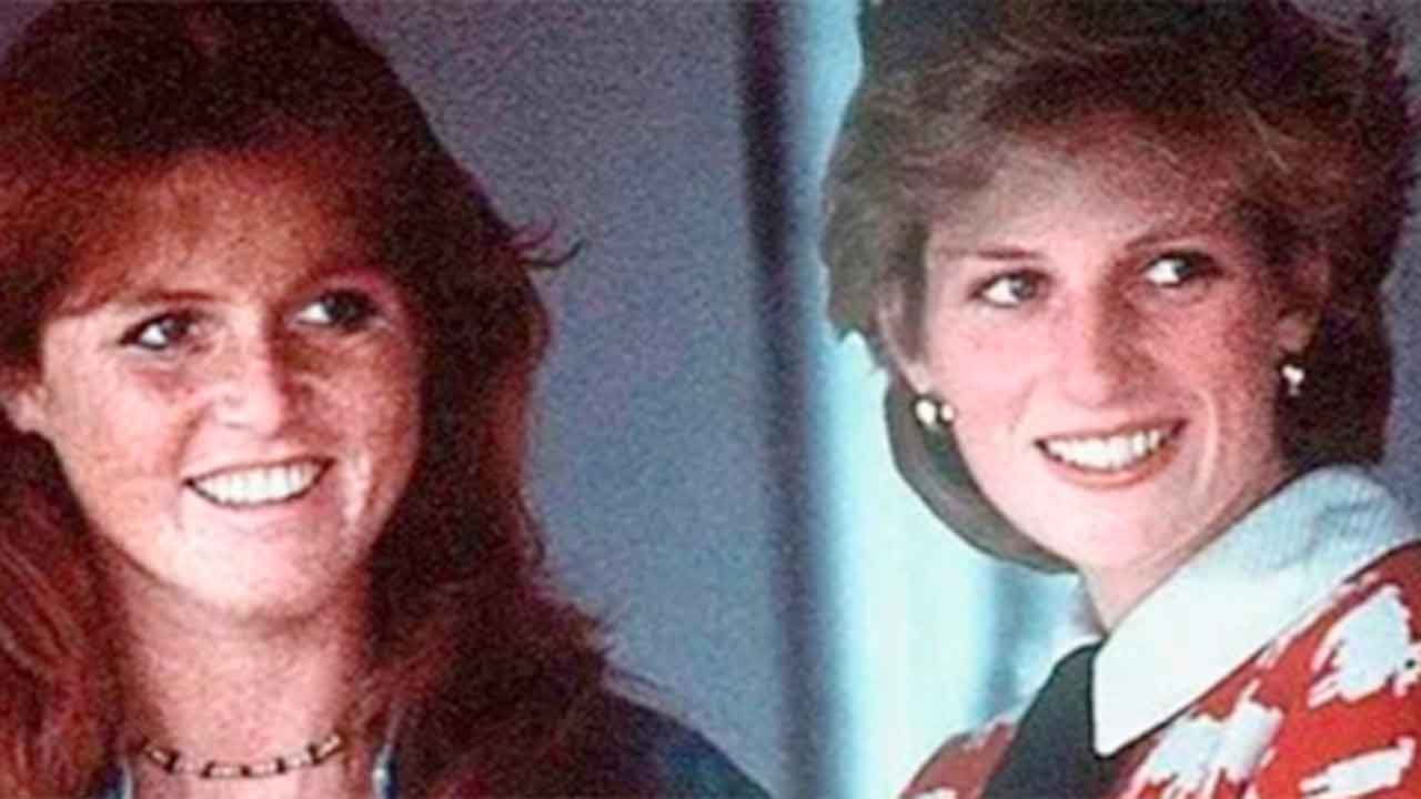 "Sarah Ferguson's incredibly touching tribute to ""dear Diana"""