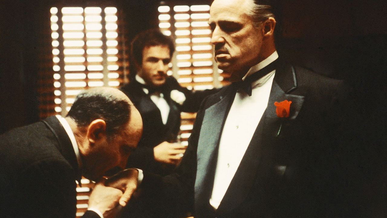 The great movie scenes: The Godfather   OverSixty