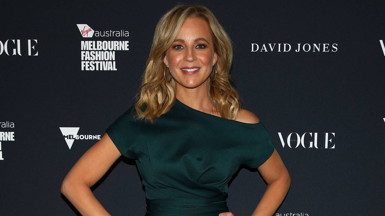 Carrie Bickmore unrecognisable in throwback photos