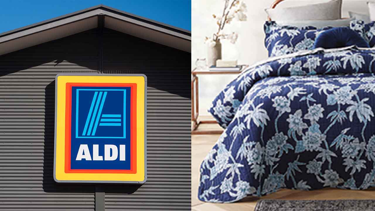 "ALDI to launch budget ""luxe"" homeware range"