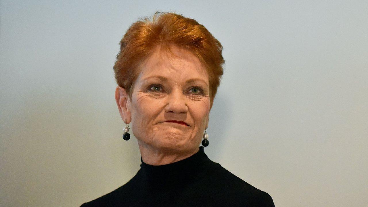"Pauline Hanson caught on camera ""questioning"" Port Arthur tragedy"