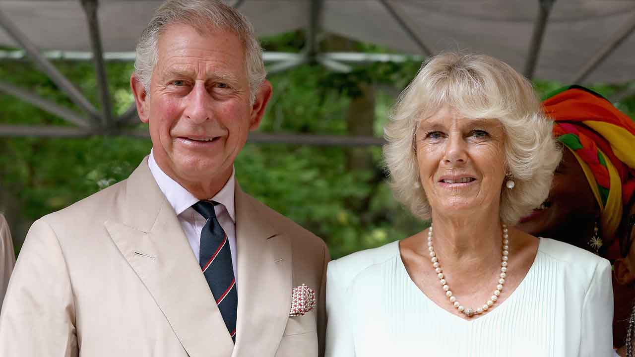 Prince Charles and Duchess Camilla share intimate portrait you've never seen before