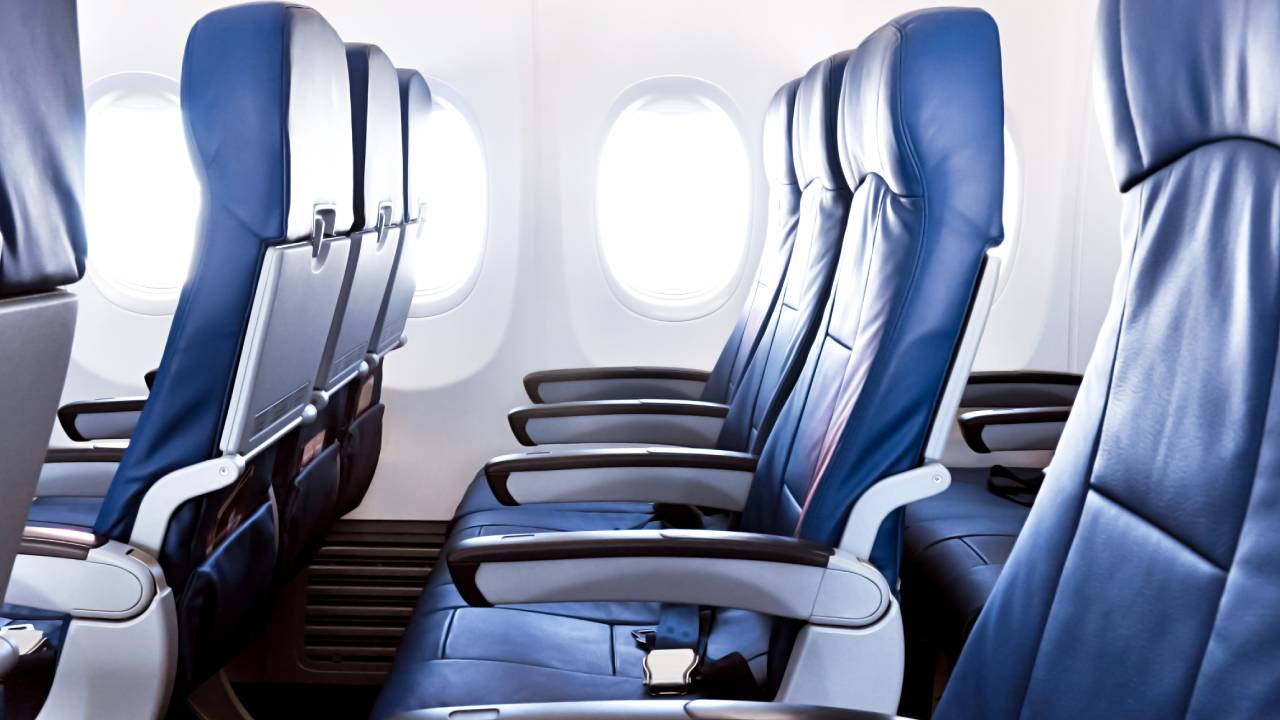 Are stand-up airplane seats the way of the future?