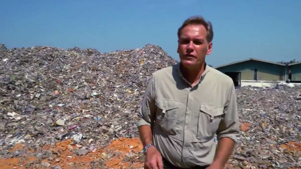 60 Minutes exposes Australia's big recycling lie