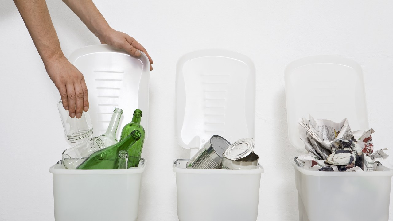 Why not all glass can be recycled