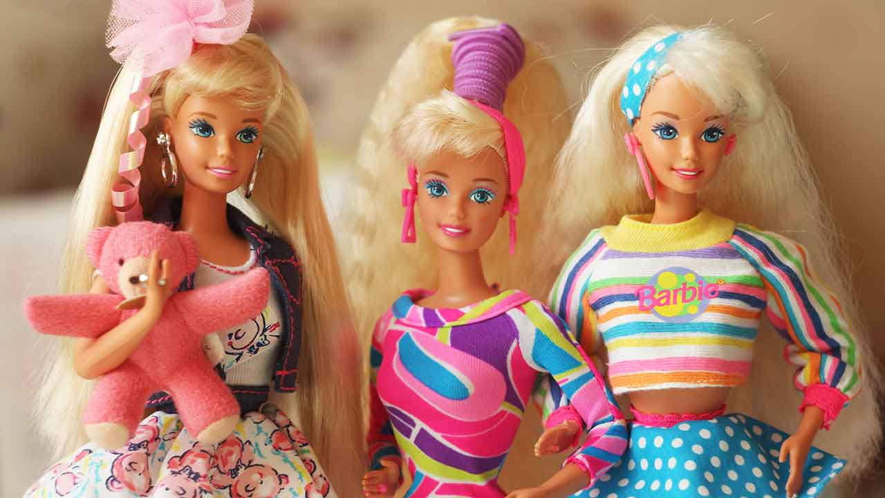 What Barbie would look like as a 60-year-old