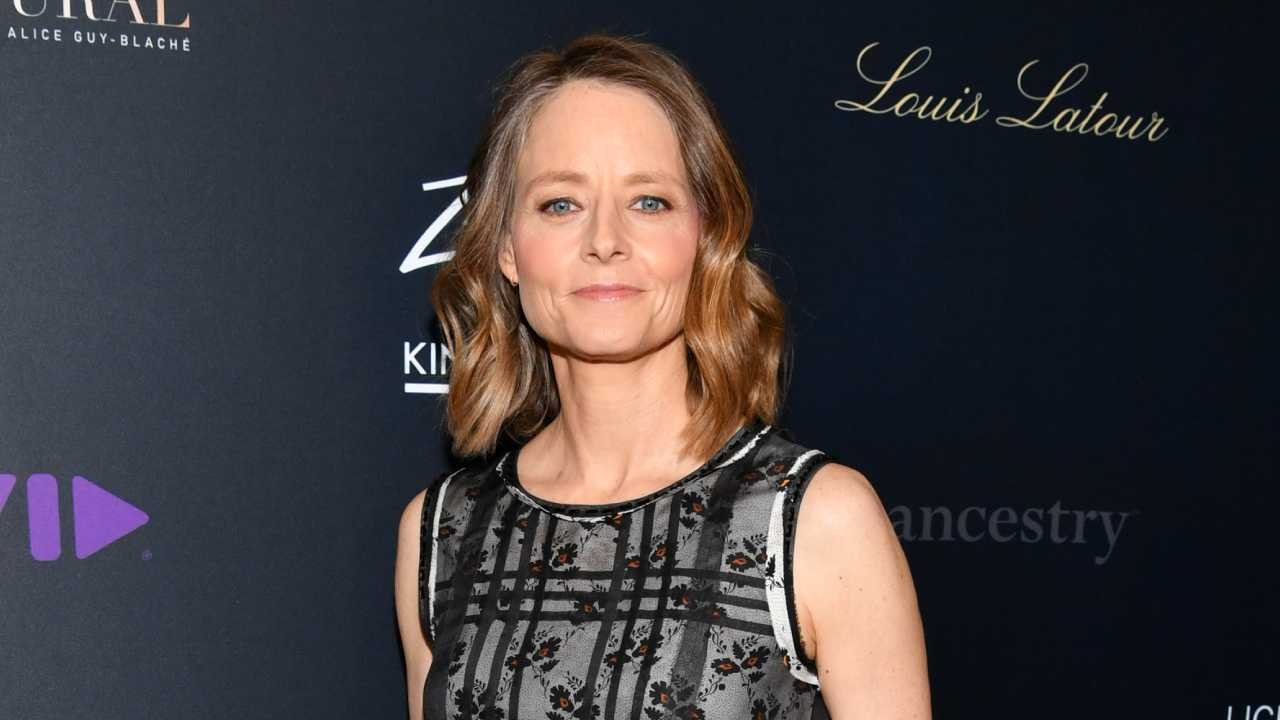 Inside Jodie Foster's $21 million Beverly Hills mansion