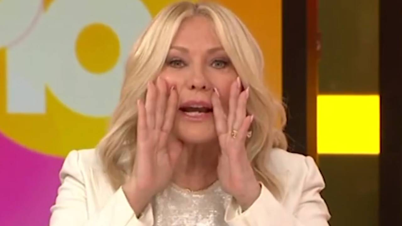 """Fire me!"" Kerri-Anne Kennerley​ calls for Channel 10 execs to sack her"