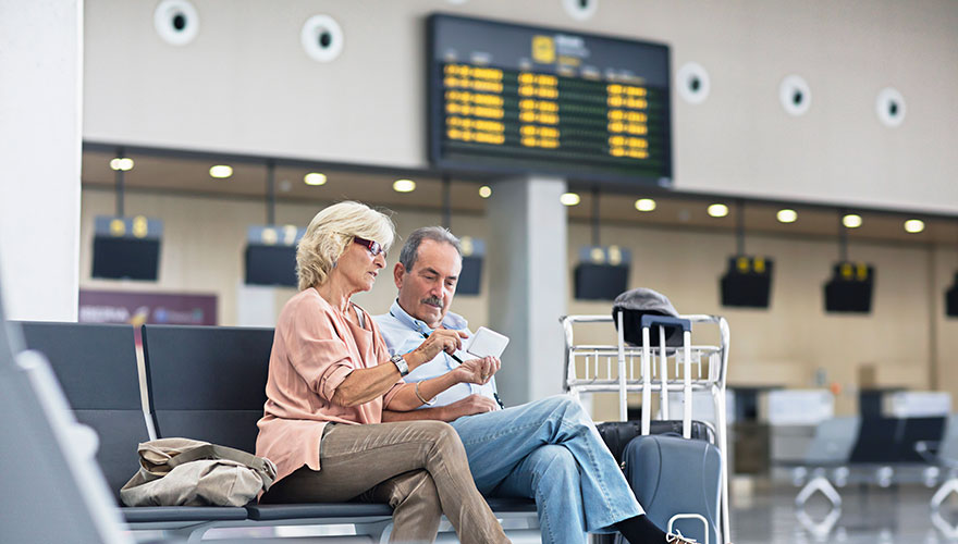 13 things smart travellers always do before a flight