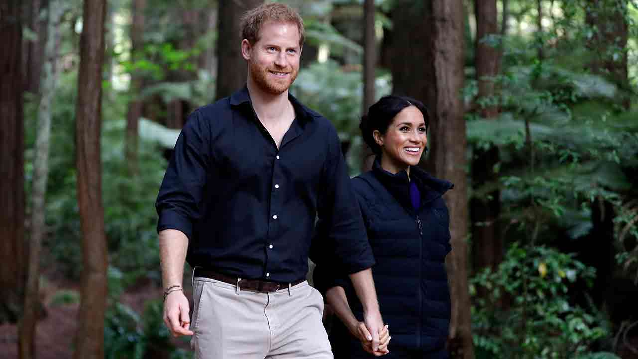 Prince Harry shares stunning photos from his personal collection
