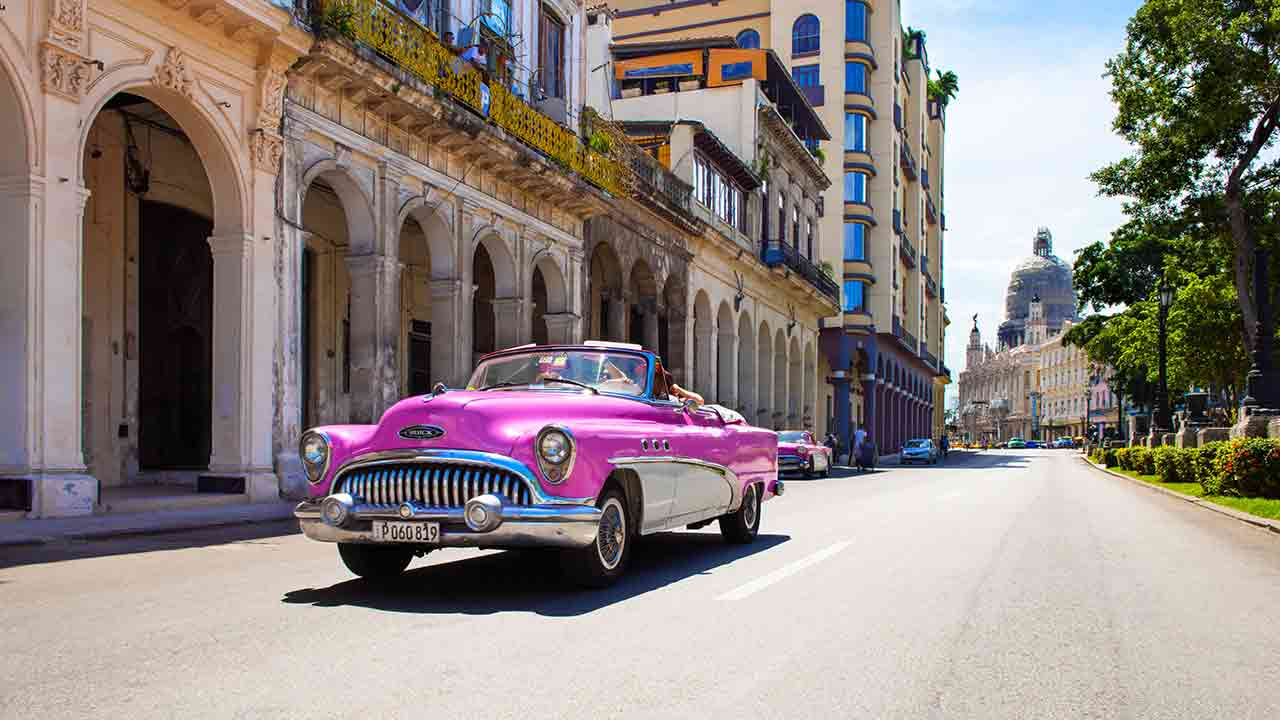 Visiting Havana as a 96-year-old