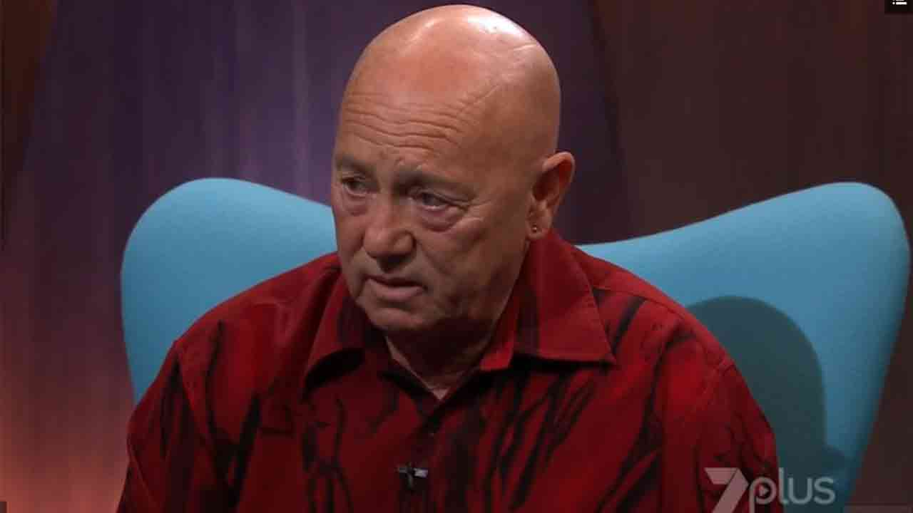 The Andrew Denton question that broke Angry Anderson