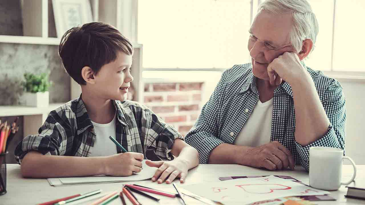 Easy craft ideas to make with the grandkids