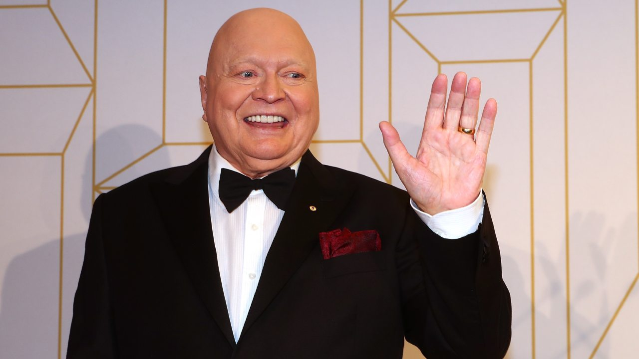 Bert Newton reminisces about iconic moment on Good Morning Australia
