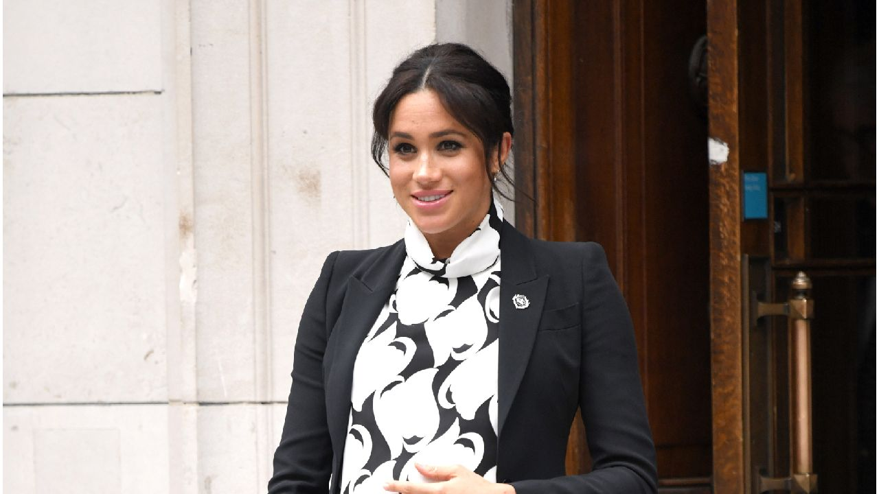 Iconic pregnancy style secrets: Duchess Meghan's surprisingly simple fashion rules