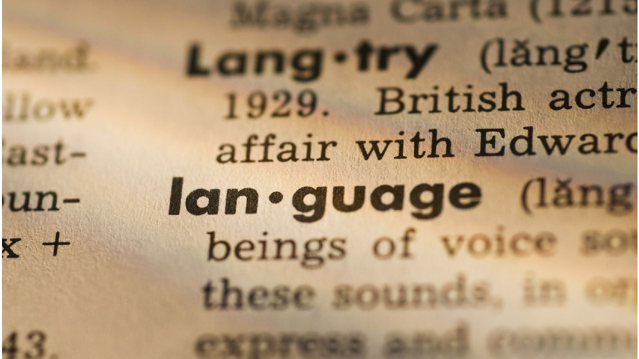 The most popular words in the English language