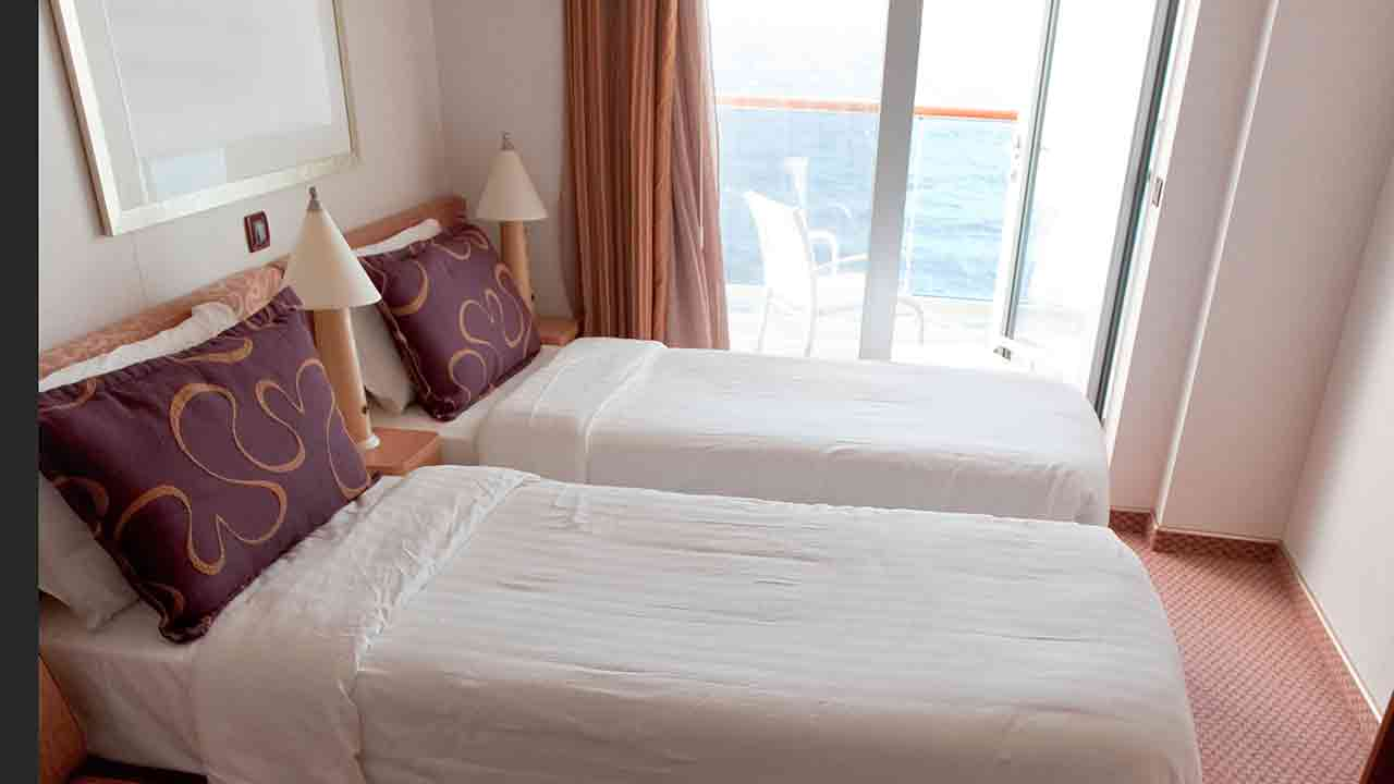 Top 5 ways to save space in a cruise cabin