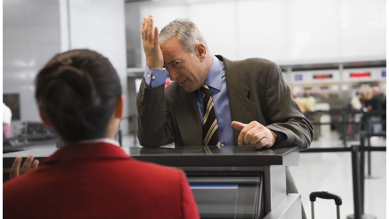 What to do when your flight is overbooked