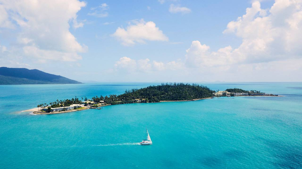 Turn your dream into reality at Daydream Island Resort